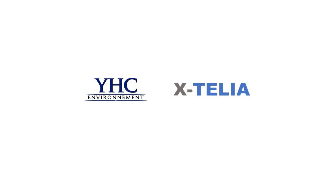 YHC Environnement et Groupe X-TELIA