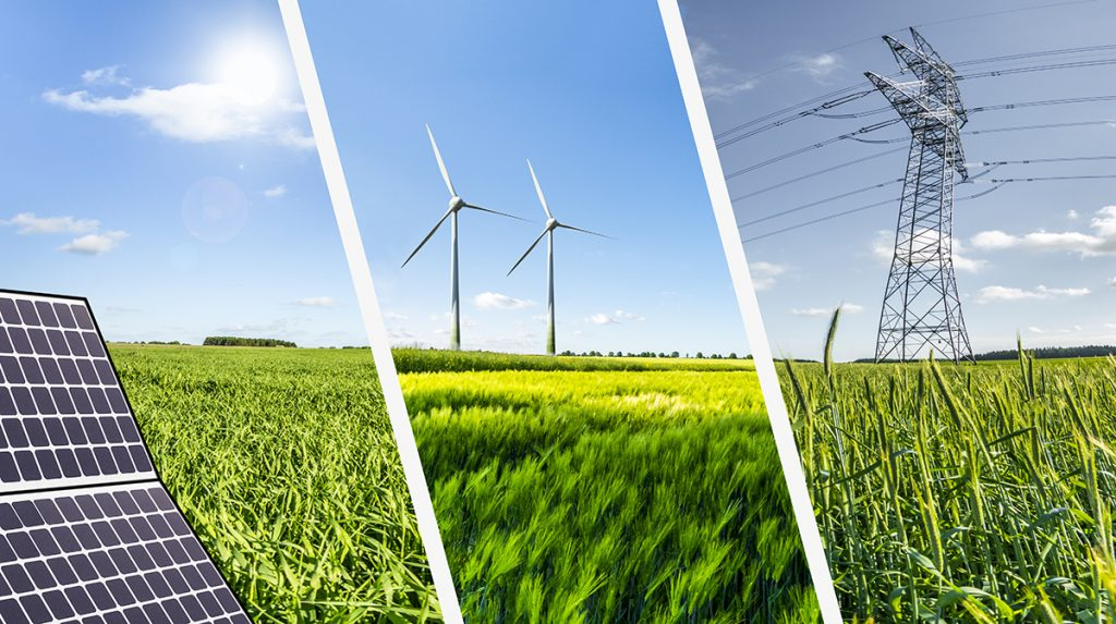 Green Energy Production