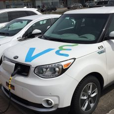 SAUVÉR Système d'autopartage avec véhicule électrique pour les municipalités en région Carleton-sur-Mer